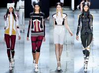 Модные тренды спортивной одежды весенне-летнего сезона 2014 года