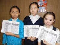 В акции «Дневник Главы республики» на сегодняшний день приняли участие более 100 учеников республики