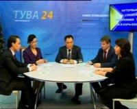 Глава Тувы рассказал в телеинтервью о достижениях и проблемах республики в уходящем 2013 году