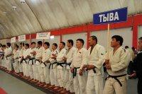 Президент федерации дзюдо Тувы Роберт Доржу об итогах года