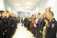 В Туве введено в строй новое здание изолятора временного содержания