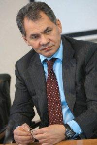 Шойгу возглавил рейтинг качества работы министров