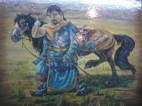 Группа «Республика Тува» ВКОНТАКТЕ проводит творческий конкурс, посвященный Синей Лошади