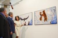 Шолбан Кара-оол – почетный гость Всероссийского фестиваля природы «Первозданная Россия»