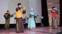 Пограничники из Тувы дали концерт в Белокурихе (Алтай)