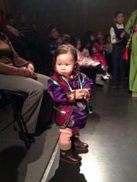 Молодежное правительство Тувы организовало праздник Шагаа для детей с ограниченными возможностями
