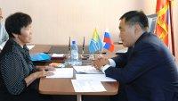 В Правительстве Тувы подведены итоги работы с обращениями граждан