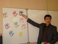 Тува. Разговор о роли мужчин-учителей в воспитательном процессе