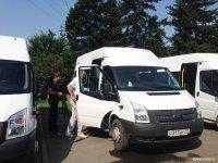 Парк пассажирского АТП пополнят еще 5 современных микроавтобусов