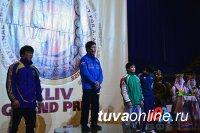 Хуреш-оол Дондук-оол стал победителем международного турнира в Белорусии