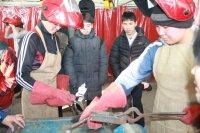Школьники Тувы перед выбором профессии