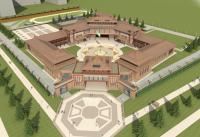 Первую очередь Президентского кадетского корпуса в Туве предполагается сдать в 2014 году