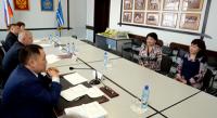 Глава Тувы провел накануне 8-го марта прием граждан