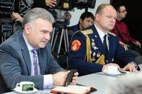 Тува устанавливает культурные контакты с Минобороны России