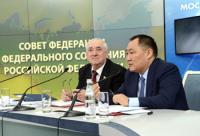 Работа Главы Тувы заслужила позитивные оценки аналитиков за успешную презентацию республики в Совете Федерации ФС РФ