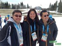 Александр Папын - в центре олимпийского вулкана страстей