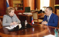 Председатель Совфеда РФ: Тува - хороший пример для других регионов
