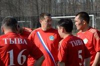 Федерацию футбола Тувы возглавил вице-премьер Юрий Килижеков