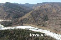Енисей в Туве в этом году вскрылся ото льда на 19 дней раньше средней даты