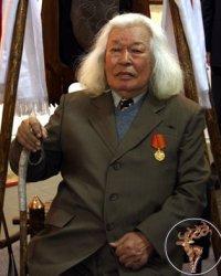 Исполняется 89 лет Пожизненному Президенту шаманов Тувы Монгушу Кенин-Лопсану