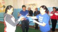 В Эрзинском кожууне прошли соревнование «Папа, мама, я -спортивная семья»