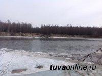 В Тоджинском районе ведутся поиски утонувшего