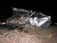 В Туве установлены причины автоаварии, в которой погибли шесть человек