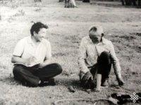 Исполнилось 80 лет со дня рождения легендарного тувинского фольклориста Ондара Дарыма