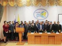 Муниципалитетам Тувы рассказали о том, как Кызыл готовится к 100-летнему юбилею