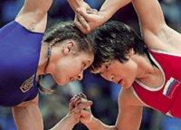 Тувинская спортсменка вновь победила на первенстве России по вольной борьбе