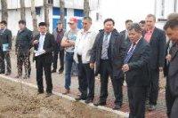 Мэр Кызыла провел выездное совещание по юбилейным объектам
