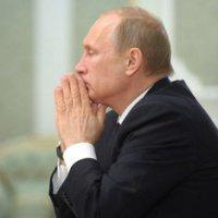 Рейтинг Путина в России приблизился к 80%