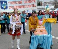 Глава Тувы и спикер парламента поздравили жителей республики с Первомаем