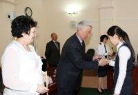 Паспорта вручены в День Конституции Тувы