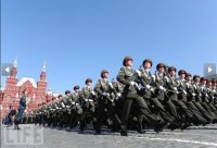 В Параде Победы на Красной площади примут участие семь уроженцев Тувы