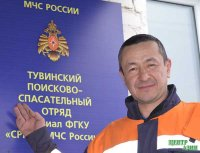 Выпускник филфака ТувГУ Дмитрий Самдан, спасатель-водолаз, о русском языке