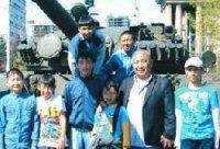 Дети из самагалтайской школы посетили Красноярск