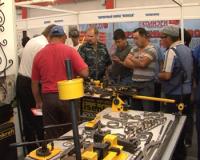 На выставке «ТЫВАЭКСПО» широкий ассортимент услуг и товаров, в том числе и энергосберегающие котлы
