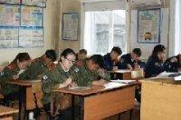 Школьники Кызыла соревновались на лучшее знание ПДД
