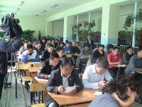 92 мужчины-педагога Тувы прошли обучение на семинаре «Менеджмент в образовании»