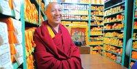 Студенты ТувГУ проходят стажировку в Библиотеке тибетских трудов и архивов Индии