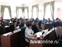 Расходы муниципального бюджета г. Кызыла в 2013 году составили 2 107 млн. рублей