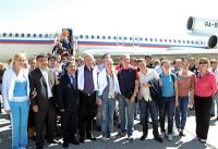 В Туву прибыл Центральный военный оркестр Министерства обороны России