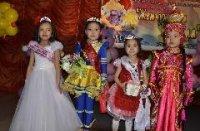 Жемчужинкой Кызыла стала воспитанница детского сада №29 Саюди Оюн