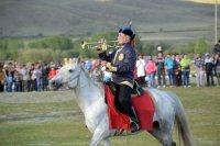 Центральный военный оркестр Минобороны России «озвучил» тувинскую степь