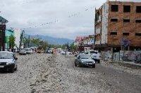 Обновленные дороги столицы к 100-летию Кызыла