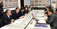Глава Тувы провел встречу с генеральным консулом КНР в г. Иркутске