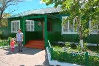 В селе Бурен-Хем (Тува) открылся восстановленный после пожара медпункт
