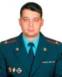 Главе МЧС Тувы Андрею Назарову присвоено звание генерал-майора внутренней службы