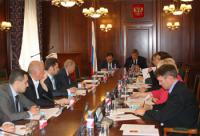 Глава Минрегиона РФ в целом положительно отметил работу по подготовке к юбилеям в Туве и предложил «сверить часы» - в Кызыле